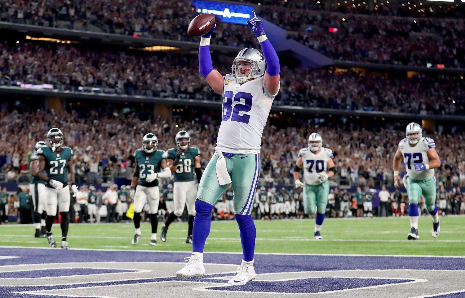 Jason Witten: 2nd Best TE of All-Time ...
