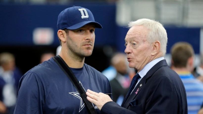 Frenzy Over Tony Romo Ramping Up, Trade Possible