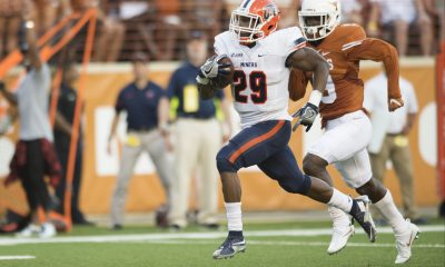 Scouting Cowboys Draft Target UT-El Paso RB Aaron Jones