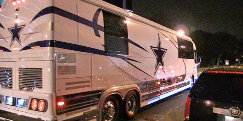Cowboys Bus
