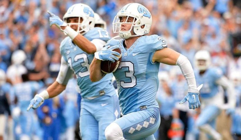 Dallas Cowboys Draft WR Ryan Switzer At #133