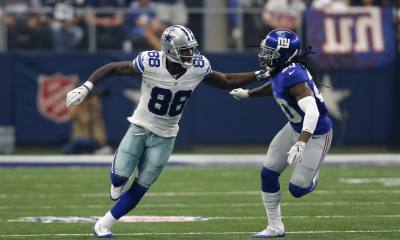 Giants at Cowboys Trash Talk Begins With Janoris Jenkins, Dez Bryant