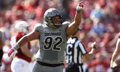 Dallas Cowboys Draft DT Carrell Jordan With Last 7th Round Pick