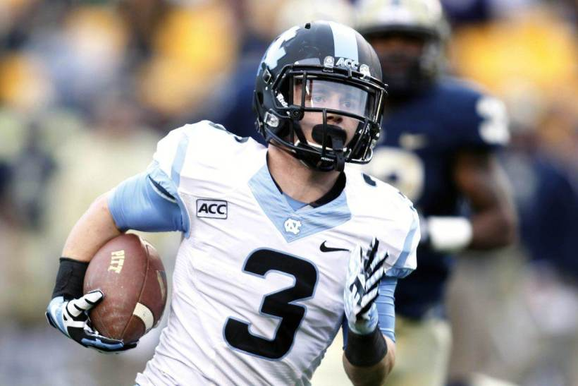 Cowboys WR Ryan Switzer Grades Himself the Draft's Top Returner