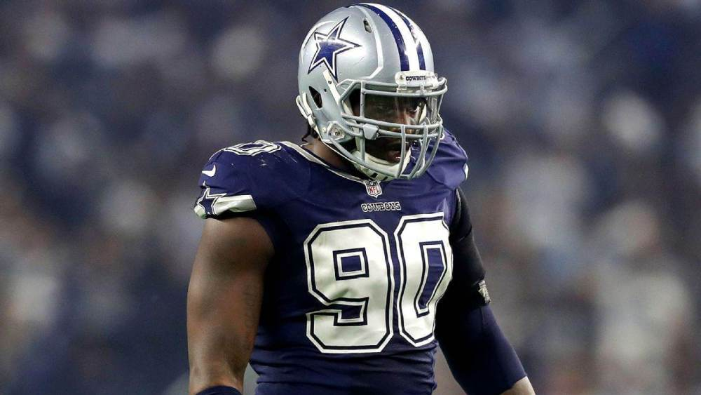 DE DeMarcus Lawrence