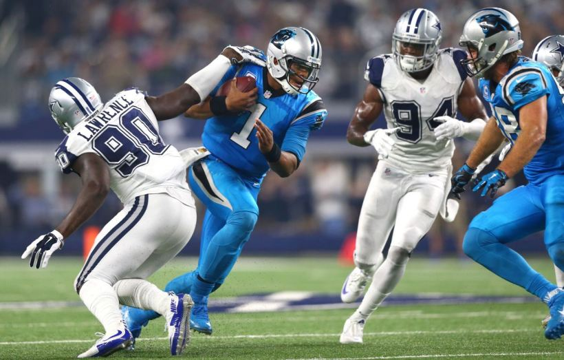 DeMarcus Lawrence, Randy Gregory