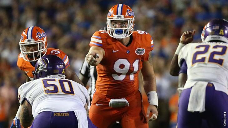 Cowboys Draft: Scouting 7th Rd. DL Joey Ivie