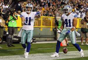 Cole Beasley, Keith Smith
