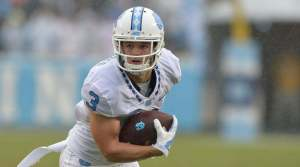 Cowboys Draft: Scouting 4th Round WR Ryan Switzer