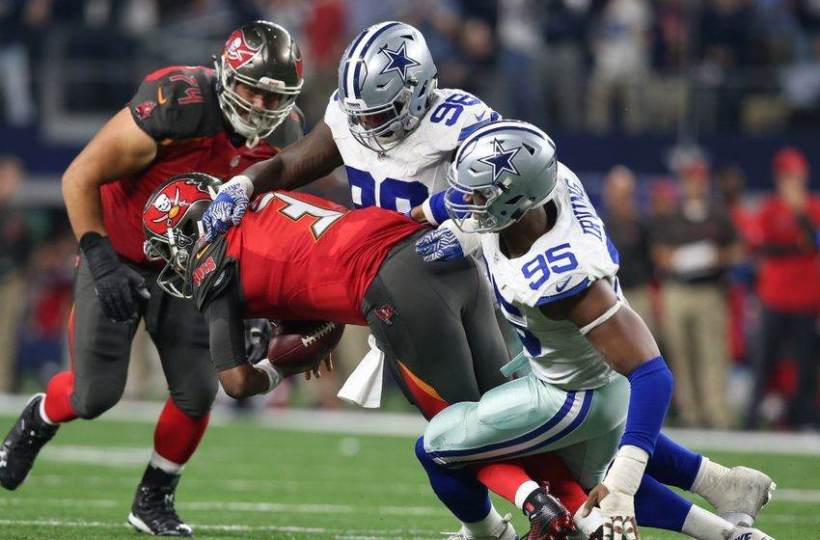 Maliek Collins, David Irving, Bucs