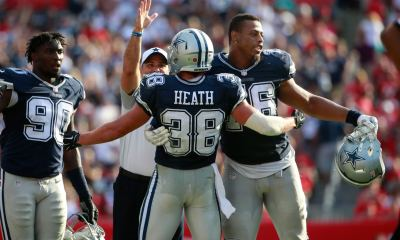 Jeff Heath Shines During First Day of Mini-camp