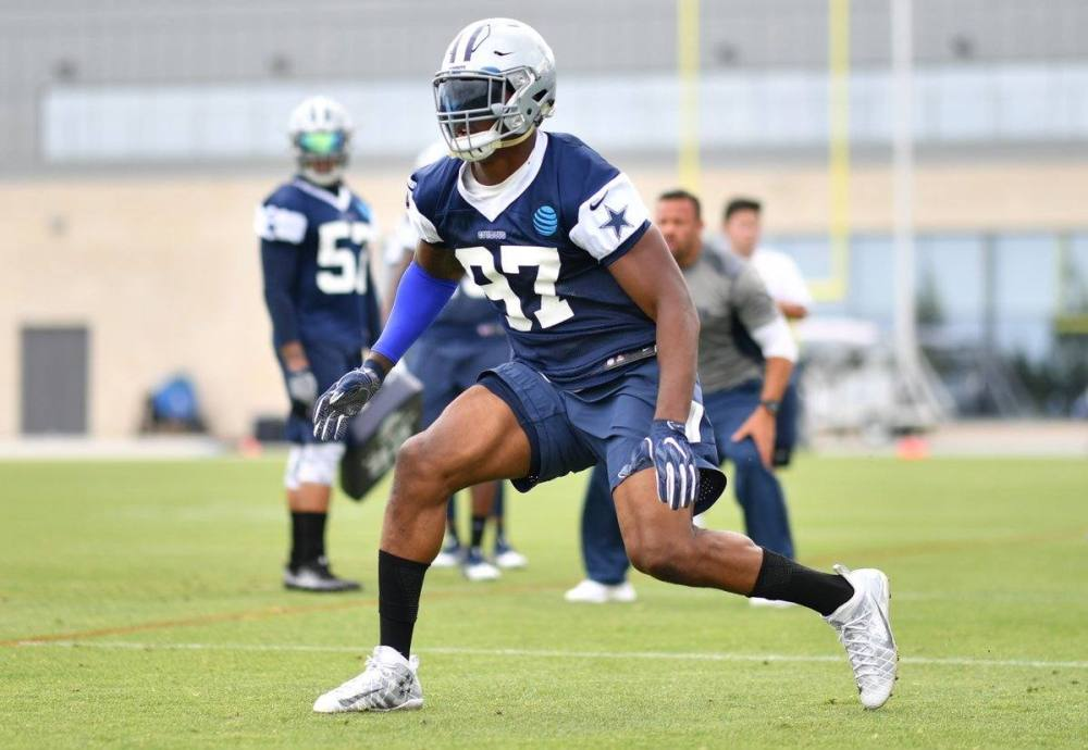 Cowboys Minicamp: Taco Charlton Impresses At LDE, Who Emerges At RDE? 2