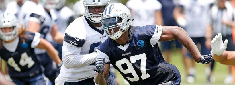 Cowboys Minicamp: Taco Charlton Impresses At LDE, Who Emerges At RDE? 3