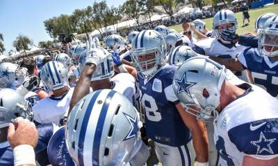 Cowboys 2017 Training Camp Dates and Location Announced 1