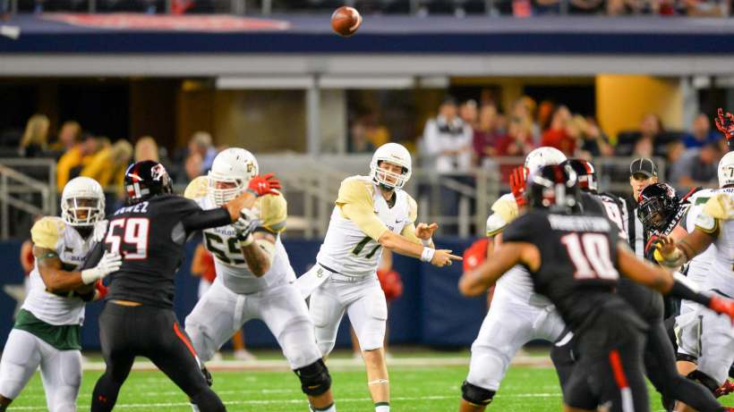 Cowboys To Workout Baylor QB Seth Russell