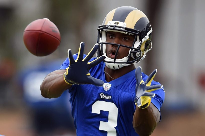 Cowboys Workout Former Rams WR Marquez North