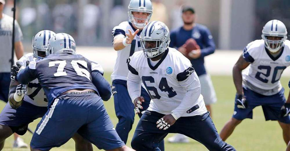 Cowboys Training Camp: 5 Players To Watch In 2017 1