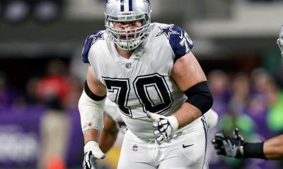 RG Zack Martin PFF's Top Run Blocking Guard In 2016