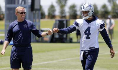 "Jason Garrett's Leadership Crucial as Cowboys ""Focus"" on 2017 Training Camp 1"