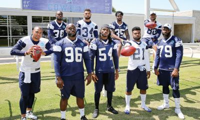 Cowboys 2016 Draft Class: Who Will Stand Out In 2017?