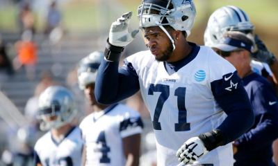 #DALvsOAK: RT La'el Collins Faces Toughest Challenge In Preseason Week 3