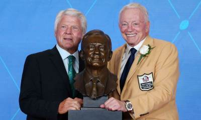 Jerry Jones, Jimmy Johnson