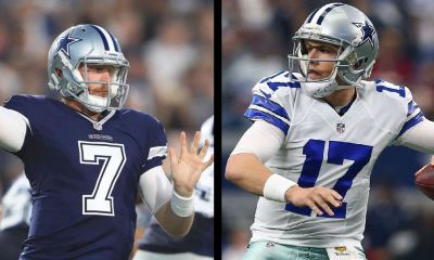 Cowboys Backup QB Situation