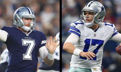 Cowboys Backup QB Situation