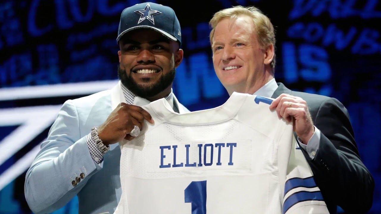 Dallas Cowboys running back Ezekiel Elliott's six-game suspension is upheld