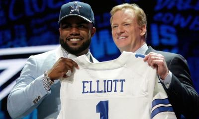 Ezekiel Elliott: NFL's History with Domestic Violence Shows Inconsistency, Hypocrisy 1