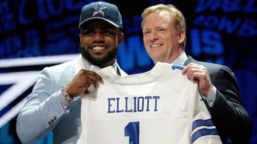 Ezekiel Elliott: NFL's History with Domestic Violence Shows Inconsistency, Hypocrisy 1