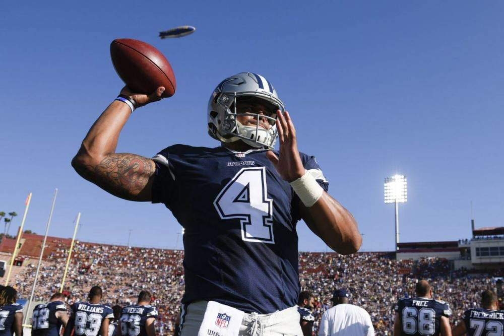 Cowboys Hall of Fame Game: Broadcast Information and Notes 1