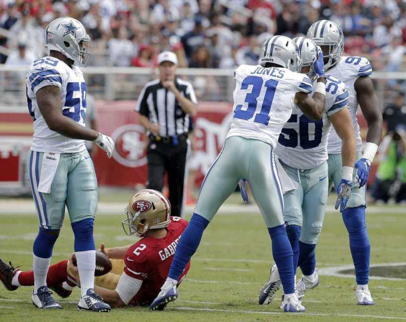 Dallas Cowboys 3rd Safety Spot Remains A Concern 1