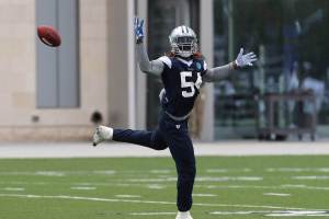"""Stephen Jones: Jaylon Smith """"Could Play"""", Debut Possible At Rams"""