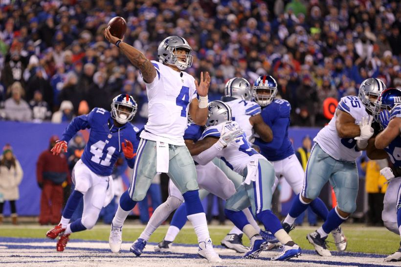 Are The New York Giants Dak Prescott's Kryptonite?