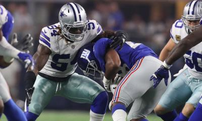 Jaylon Smith, Charles Tapper Building On 2016 Draft Success