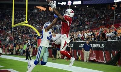 Did The Cowboys Play Top 3 CBs At Cardinals? 1