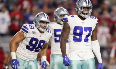 Taco Charlton Shows Improvement With More Playing Time
