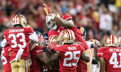 Despite Record, 49ers Are No Cupcake