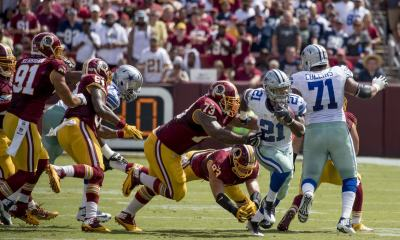 Cowboys' Consistency Must Be Found Up Front Vs Redskins