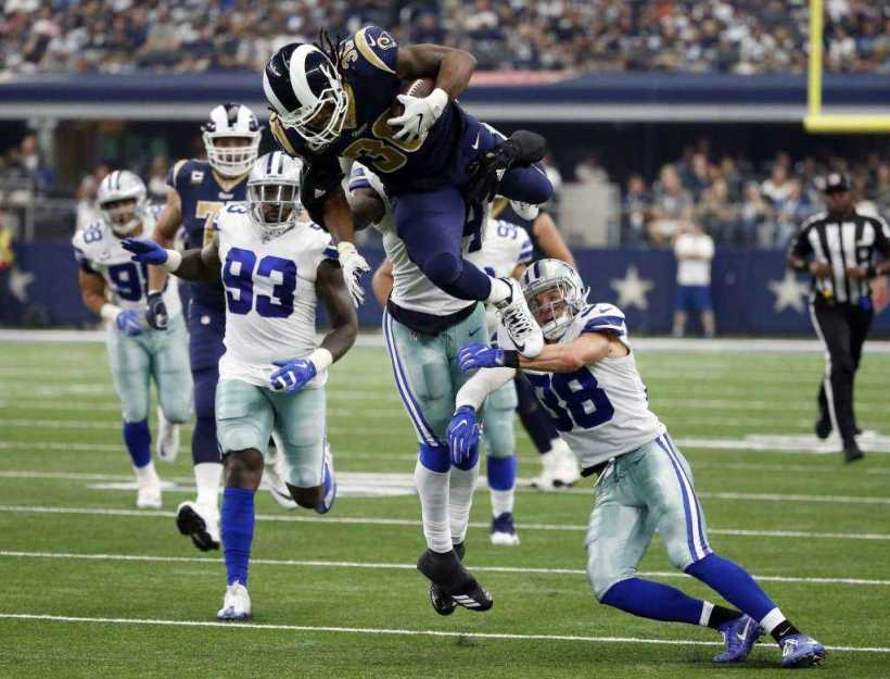 Does Cowboys Defense Deserve Pass In Sean Lee's Absence? 3