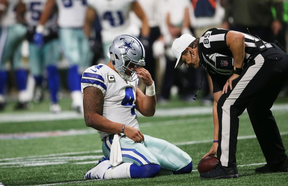 Conspiracy Theory: NFL Referees Are Out To Get Cowboys?