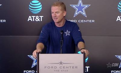 Jason Garrett's Press Conference Following Cowboys @ Falcons