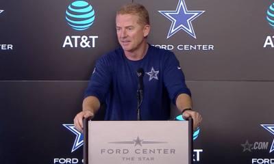 Jason Garrett's Press Conference Following Cowboys @ Falcons