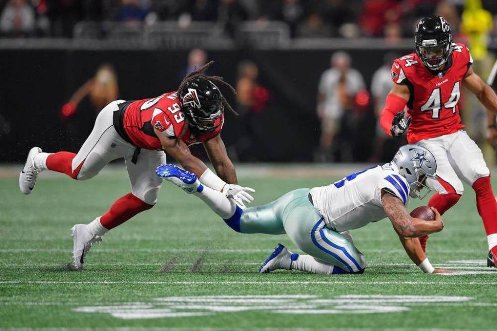 Sean's Scout: Green's Struggles, Shaky Secondary Cost Cowboys At Falcons