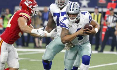 Sean's Scout: Prescott's Improvements, Front Seven Form Stand Out Vs Chiefs 1