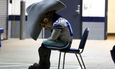 Cowboys' Christmas Gift To Fans Is A Lump Of Coal