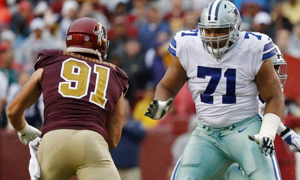 La'el Collins' Toughness And Availability Earning High Praise 1
