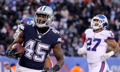 Rod Smith Vs Alfred Morris: Who's Cowboys' Real RB1?