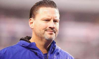 Giants May Have New Head Coach for Cowboys Game